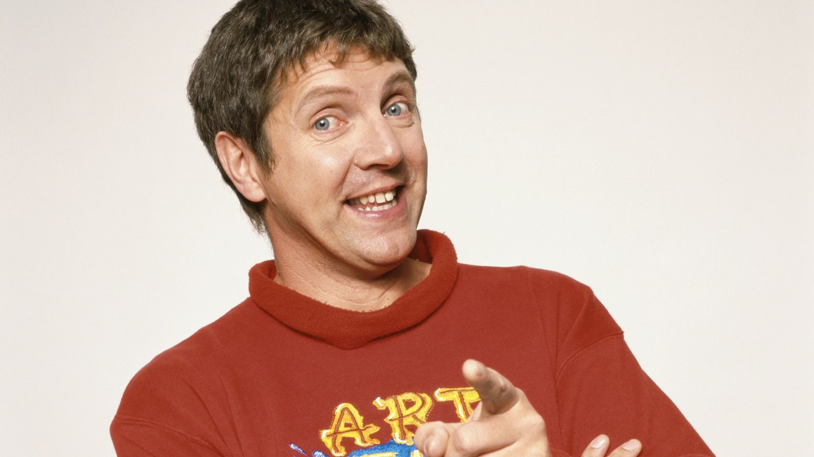 "Art Attack's Neil Buchanan is forced to deny he is Banksy after being ""overwhelmed"" by inquiries Ents & Arts News"