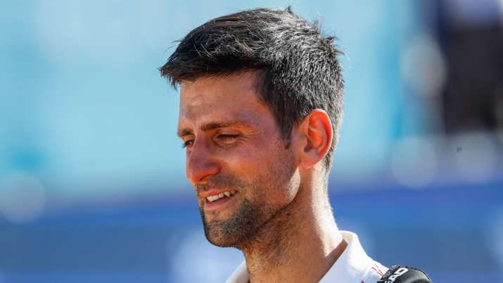 Novak Djokovic shows a sweet nod after the US Open 2020 is excluded