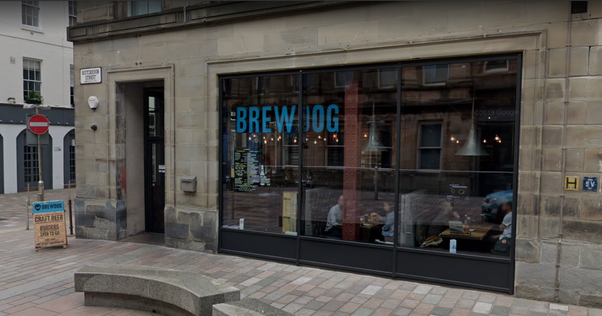 Glasgow BrewDog pub shuts down after an employee tests positive for Covid-19