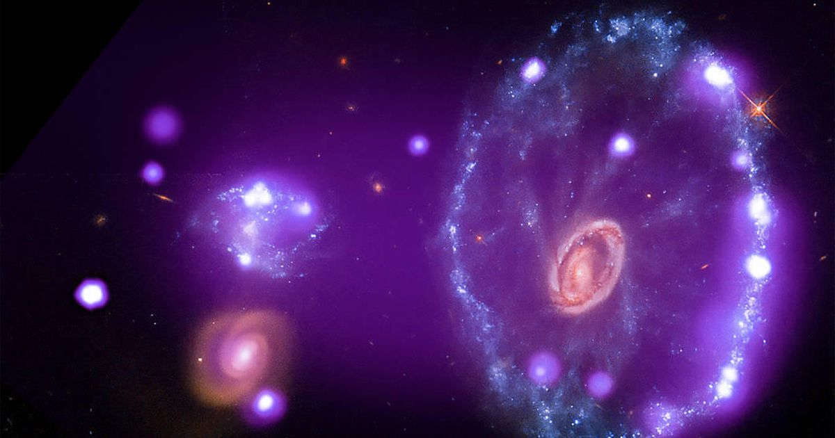 NASA is revealing amazing new images of stars, galaxies and supernova remnants