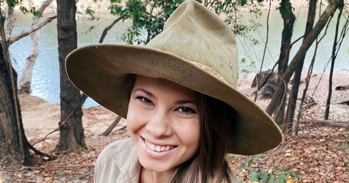 Pregnant Bindi Irwin proudly shows her first look at her sonogram in a cute update