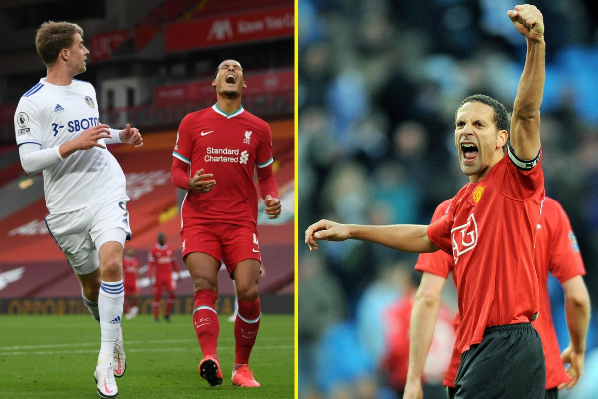 Virgil van Dijk was hesitant about Liverpool's victory over Leeds and also criticized the comparisons of Rio Ferdinand and Vincent Kompany