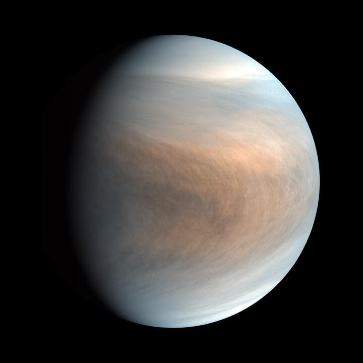 NASA chief says Venus is one stop in our search for life