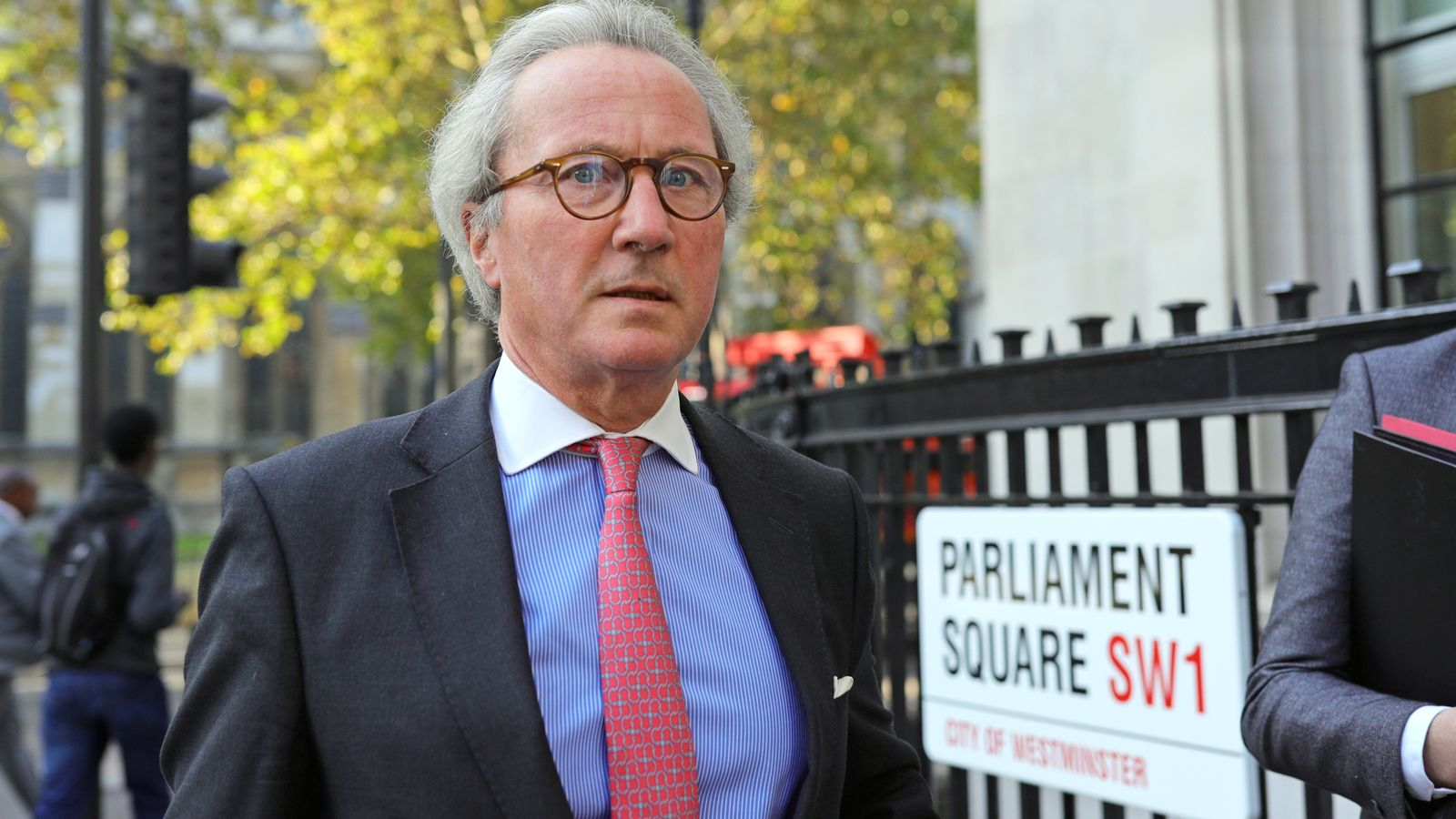 Brexit: Lord Kane resigns over controversial bill   Politics News