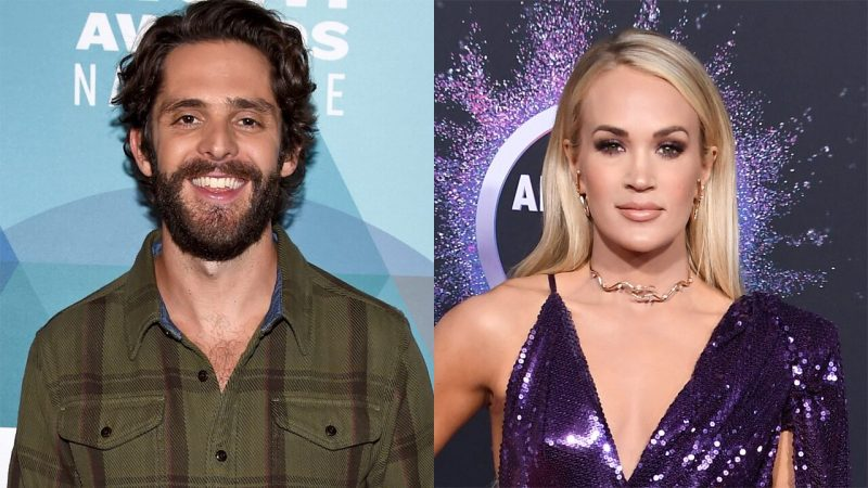Fans were outraged by Carrie Underwood, the 2020 Thomas Rhett Award winner at the 2020 ACM Awards