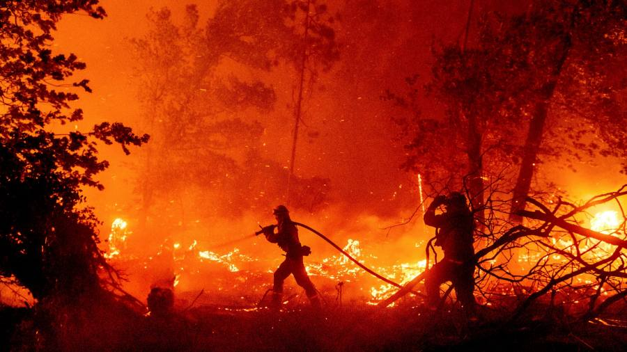 Wildfires, Hurricanes, and Vanishing Sea Ice: The Climate Crisis is Here