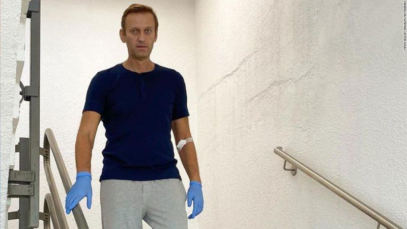 Alexey Navalny: Russia's outspoken Putin critic