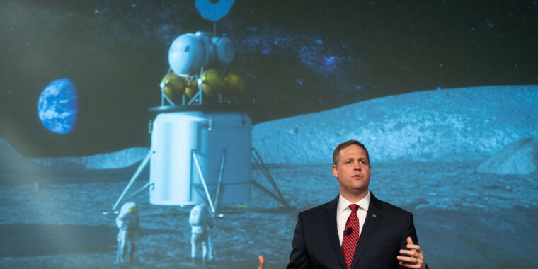 NASA wants a big budget increase for its moon plans. Is Congress biting?