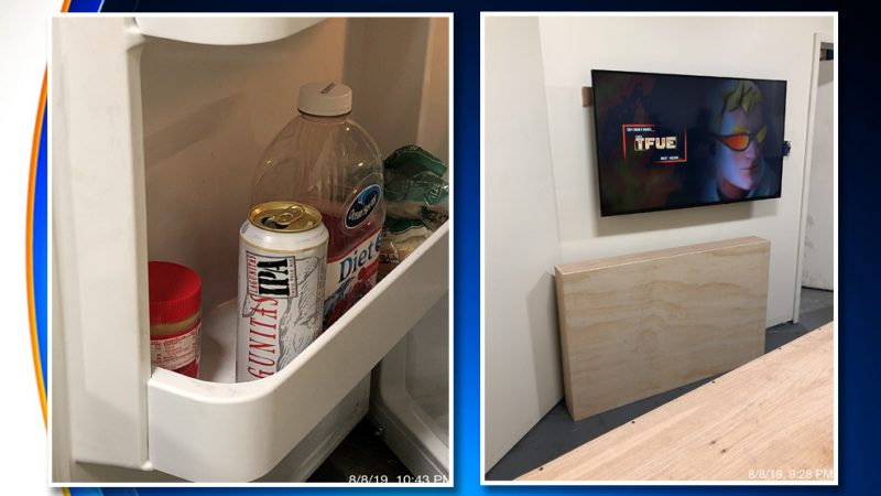 """MTA workers build an illegal """"man cave"""" at the Grand Central Station; """"Few will have Chutzpah"""" - CBS New York"""