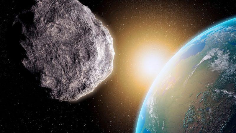 NASA lists an asteroid along the Golden Gate Bridge for 'close proximity'