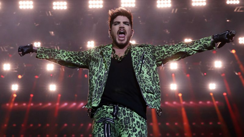Adam Lambert opens up about his performance with Quinn