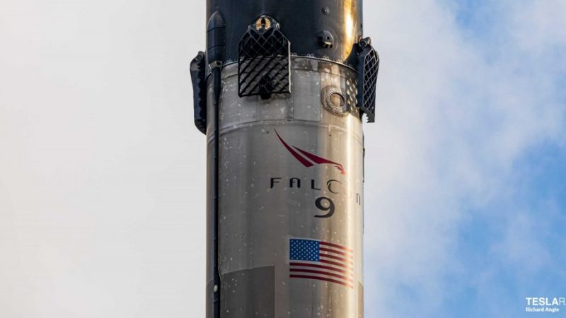 SpaceX has ever won US military approval for reused Falcon boosters