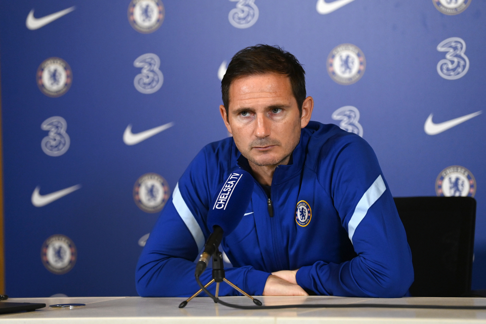 Lampard spent more than £ 220m in the summer and would set up a strong team against Tottenham