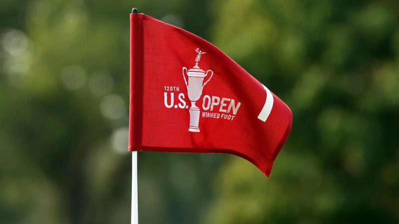 2020 US Open Leaderboards: Live Coverage, Golf Results, Tiger Woods scored today in the first round at Winged Foot