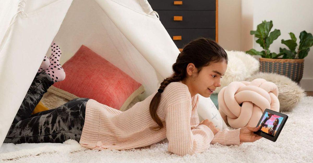 Amazon renames FreeTime to Amazon Kids to make the service less confusing