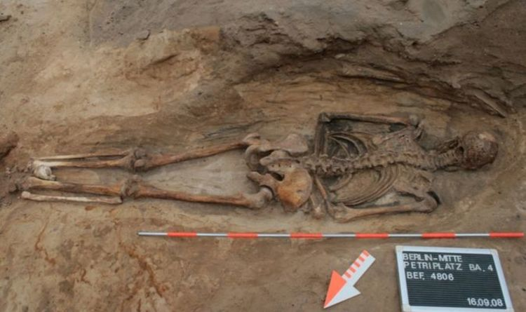 Archeology news: Plague victims buried face down to prevent zombies - Study |  Science |  News