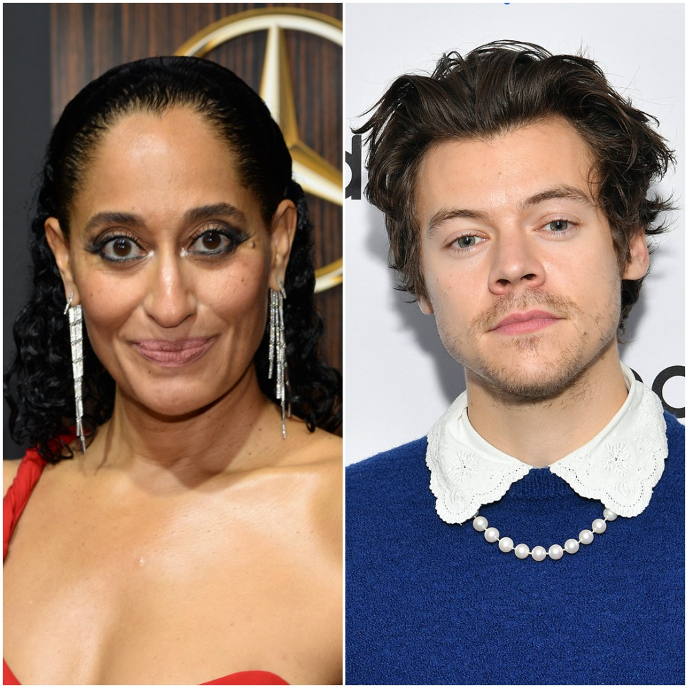 Are you dating Tracey Ellis Ross and Harry Styles?