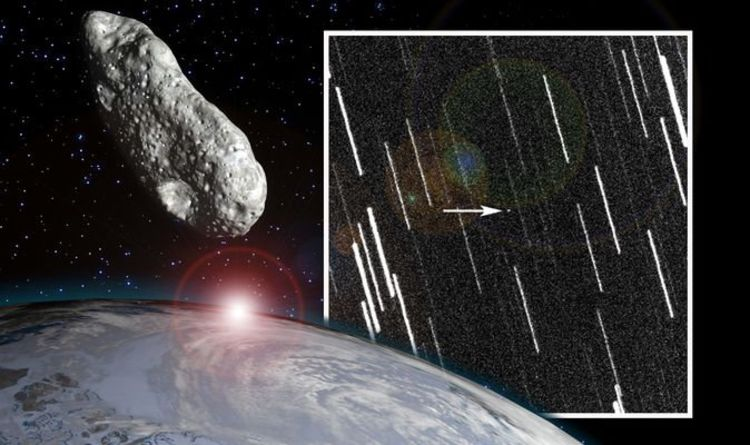 "Asteroid approaching: A ""probable danger"" 2010 FR asteroid flies over Earth today 