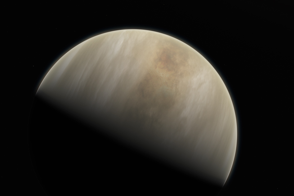 Astronomers may have found a fingerprint of life on Venus Massachusetts Institute of Technology News