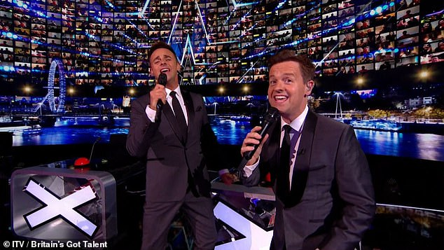 Father & son magic act James & Dylan Piper stun Britain's Got Talent judges