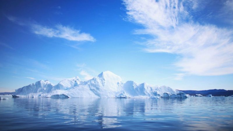 Ilulissat, Greenland: Together the Greenland and Antarctic ice sheets hold 99 per cent of all terrestrial ice