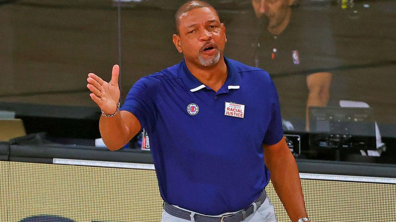 Clippers releases Doc Rivers after seven seasons; 76ers, Pelicans actually called head coach, per report