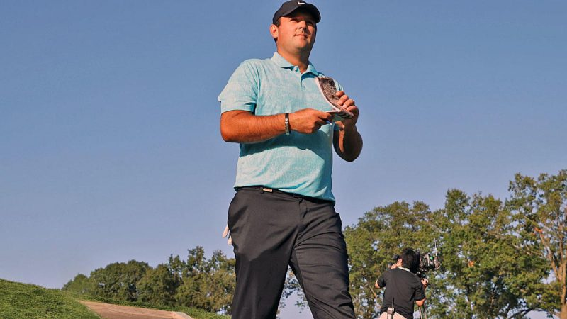 Collapse of the 2020 US Open Leaderboard, Fast Food: Patrick Reed Takes the Lead, Bryson Deschamps Backs