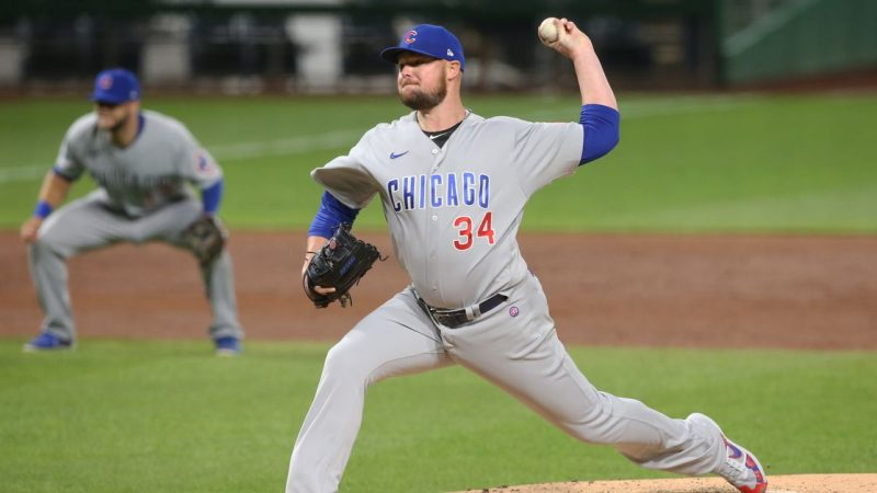 Cubs 5, Pirates 0: John Lester and Kyle Schwarber lead the way