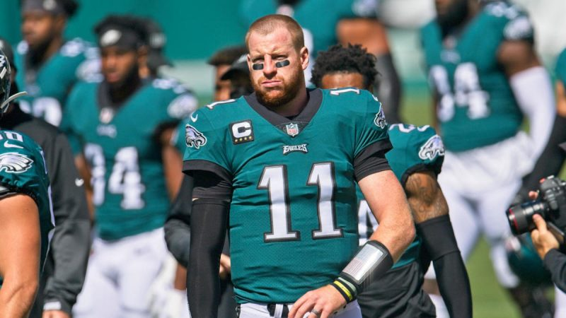 Eagles vs. Bengals: Live updates, game stats, and highlights as Carson Wentz broke the Philadelphia record