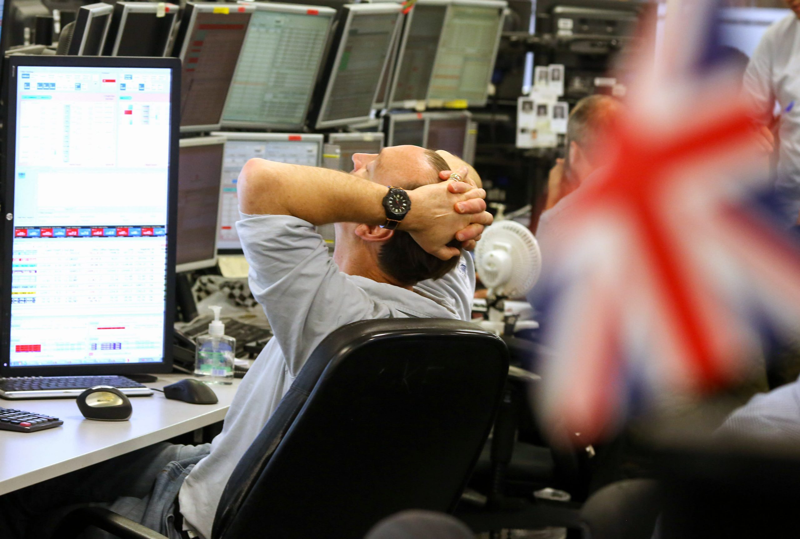 European markets have stabilized with focus on the Brexit crisis