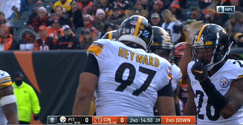 FOWLER: Cam Heyward signs a four-year extension