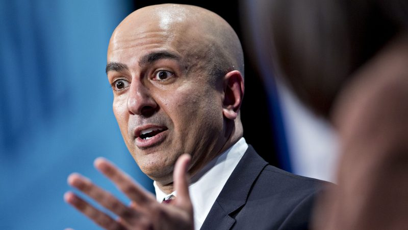 Fed Chairman Kashkari says the warnings of hyperinflation are just 'ghost stories'