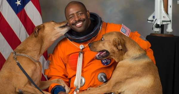 Former NASA astronaut Leland Melvin remembers a police stop that made him sweat