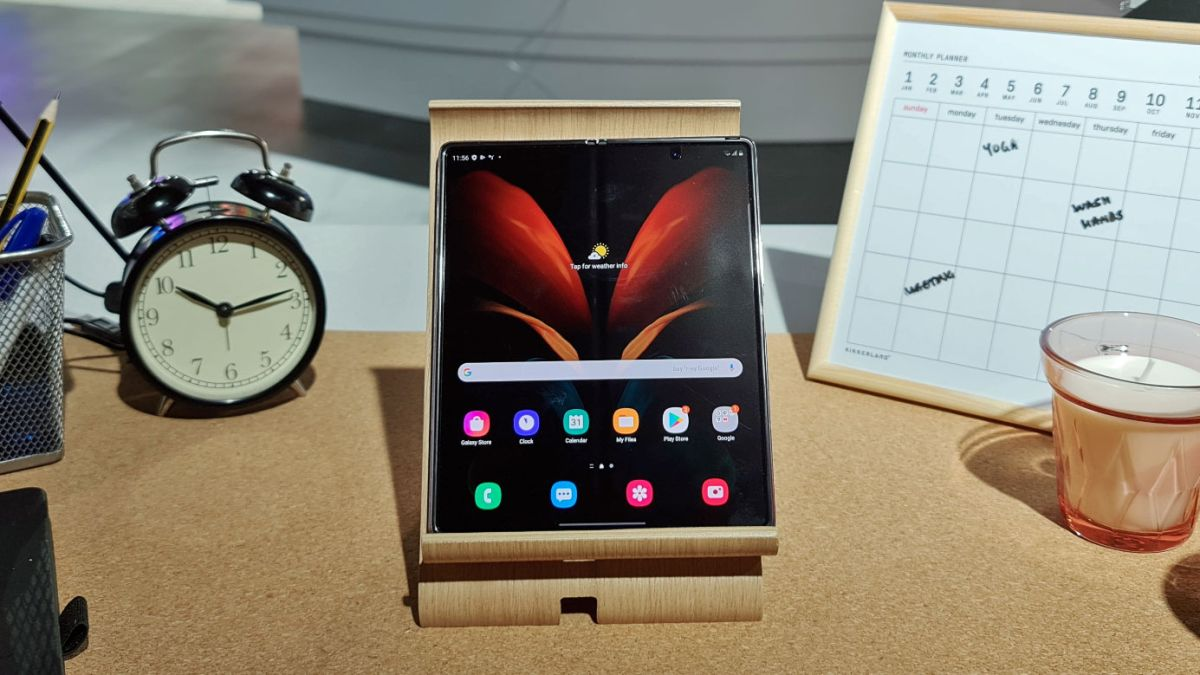 Hands-on: Samsung Galaxy Z Fold 2 review