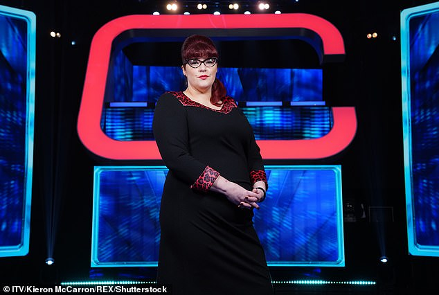 Jenny Ryan from The Chase claims that Joey Essex isn't a very nice person