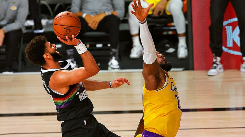 Lakers vs. Nuggets: What Really Happens After LeBron James starts guarding Murray's beauty