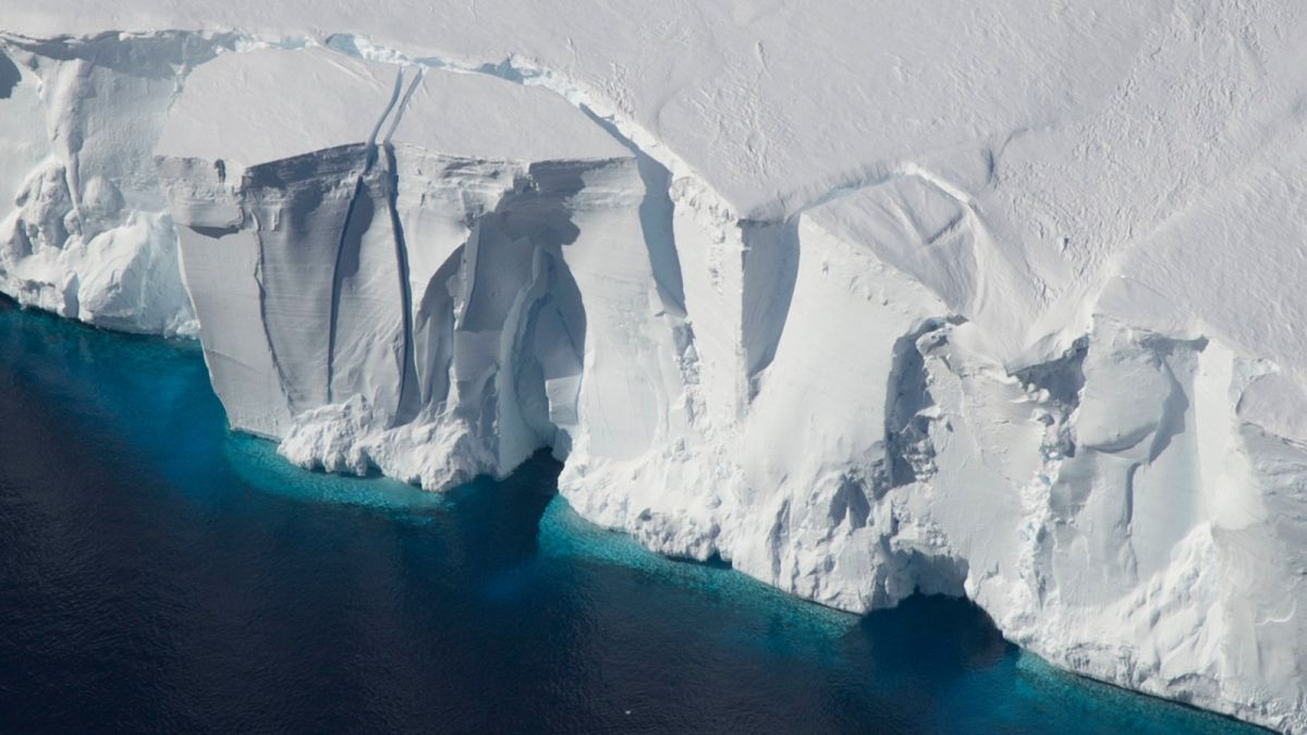 Melting of the ice sheets will add more than 15 inches to global sea level rise by 2100