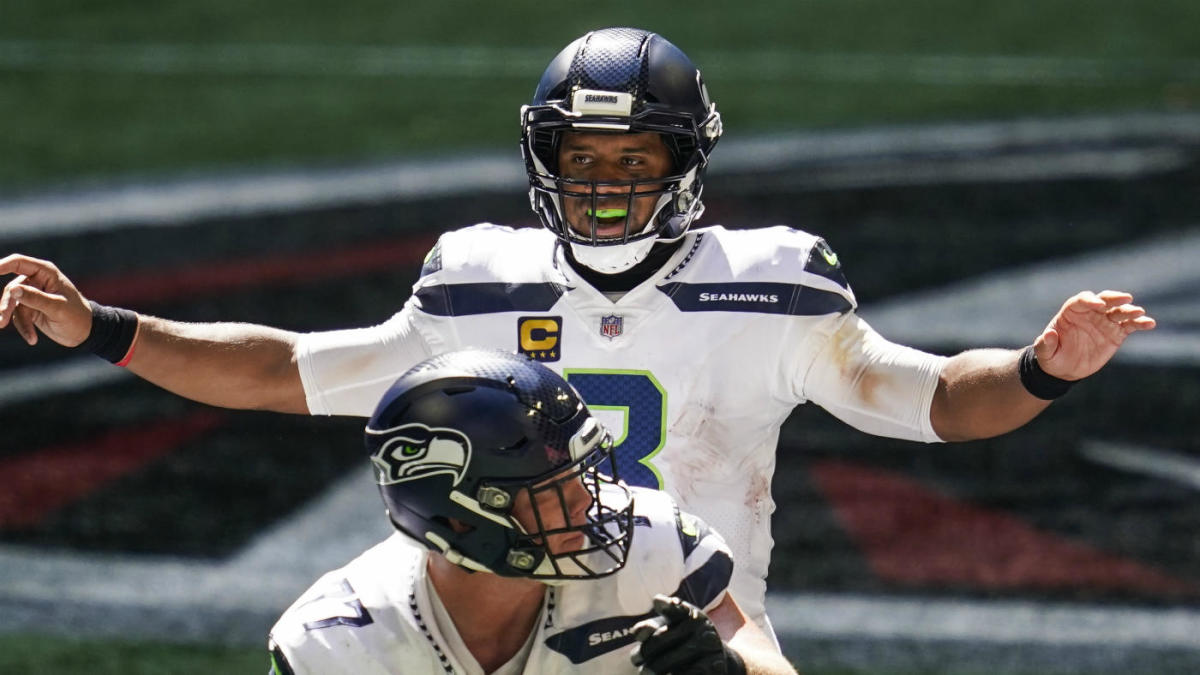 """NFL scores Week 1: Seahawks earned a """"A"""" for allowing Russell Wilson to cook, Browns earned an """"F"""" for flop"""