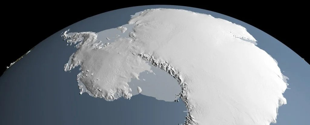 """New research confirms that """"doomsday glacier"""" in Antarctica is in grave danger"""
