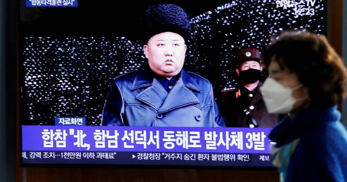 North Korea warns of tensions during search of South Korean fire | North Korea