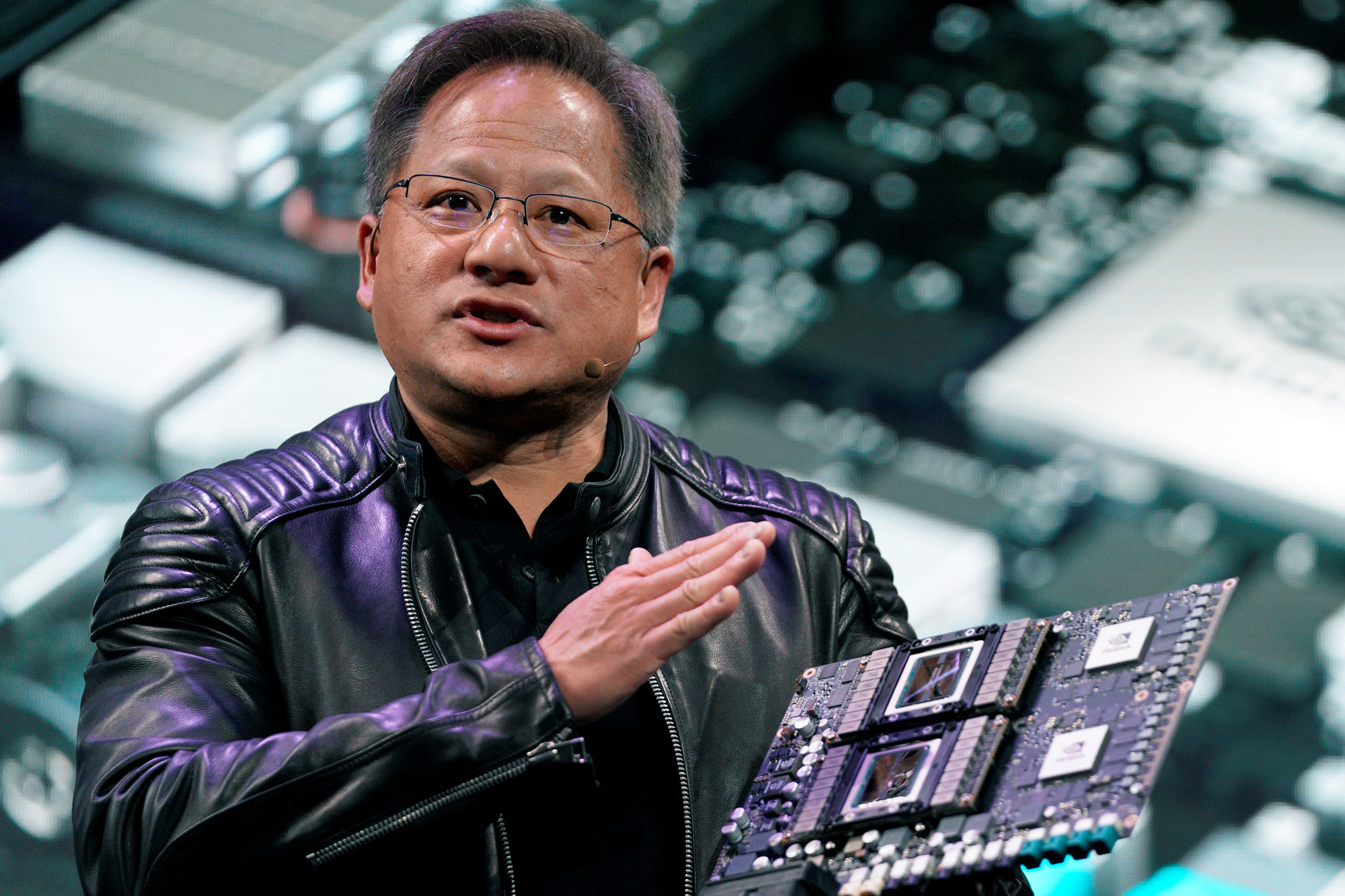Nvidia buys Arm Holdings from SoftBank for $ 40 billion