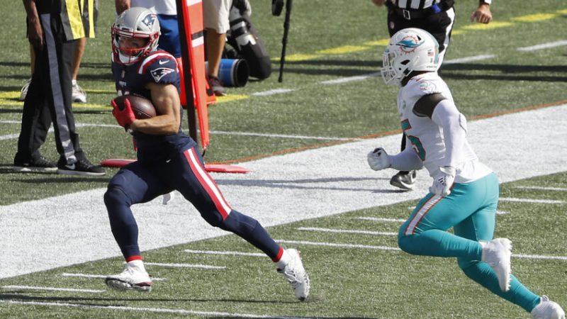 Patriots' injury report Week 2: Julian Edelman, N'Keal Harry is limited in pra
