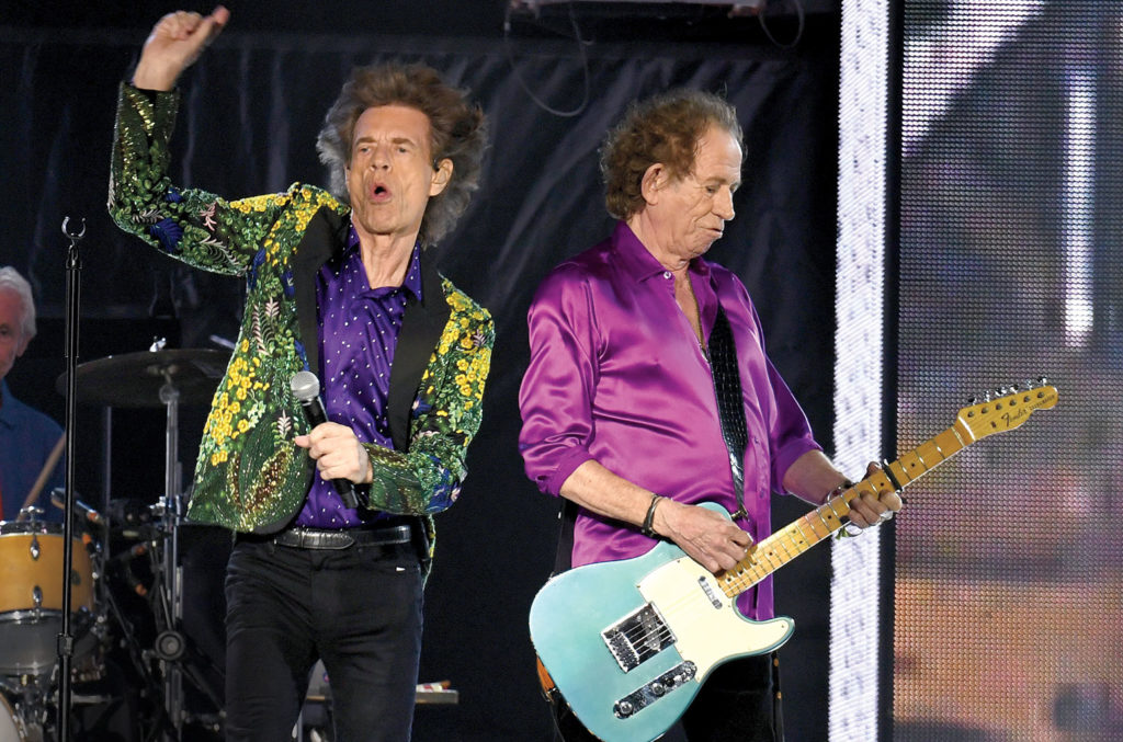 Rolling Stones head for a big splash on UK chart with re-release of 'Goat Head Soup'