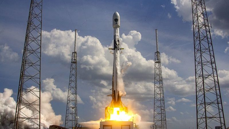Space Force OKs used SpaceX missiles to launch incoming GPS satellites