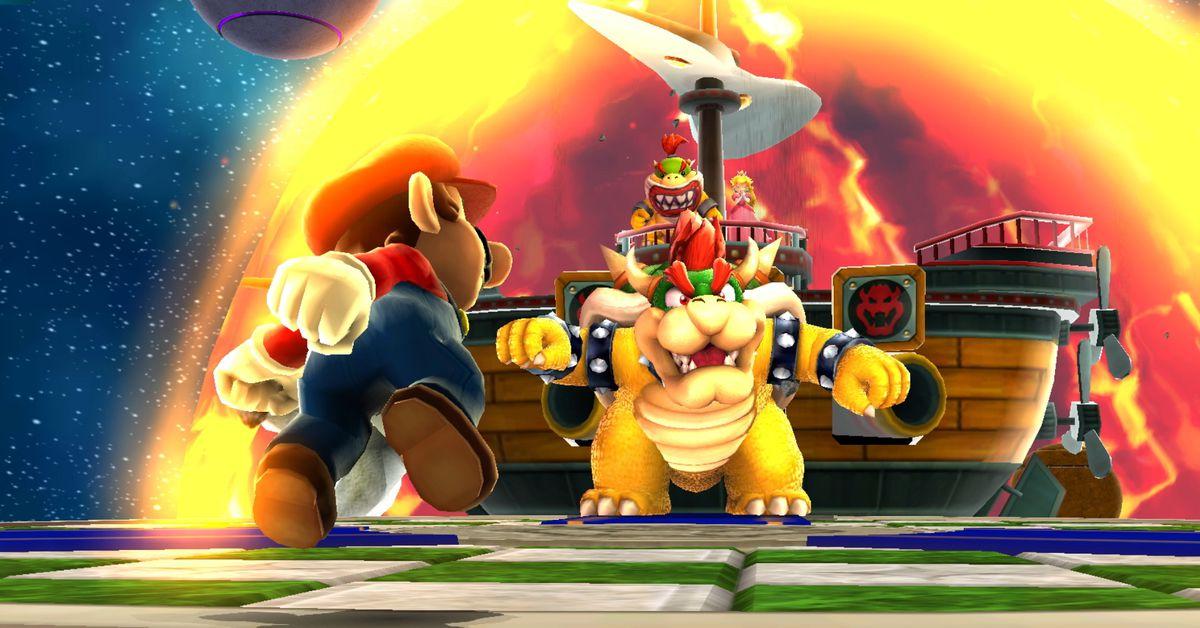 Super Mario Galaxy on Switch: No Joy-Con motion controls required
