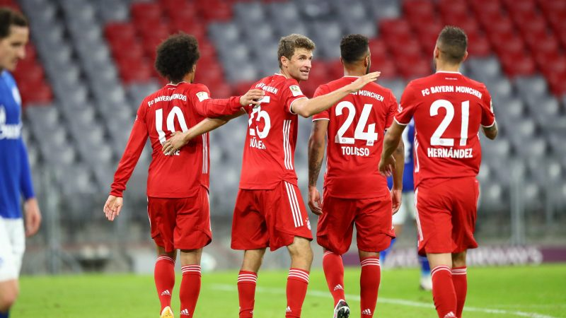 The Super Cup between Bayern and Seville is a test for the fans