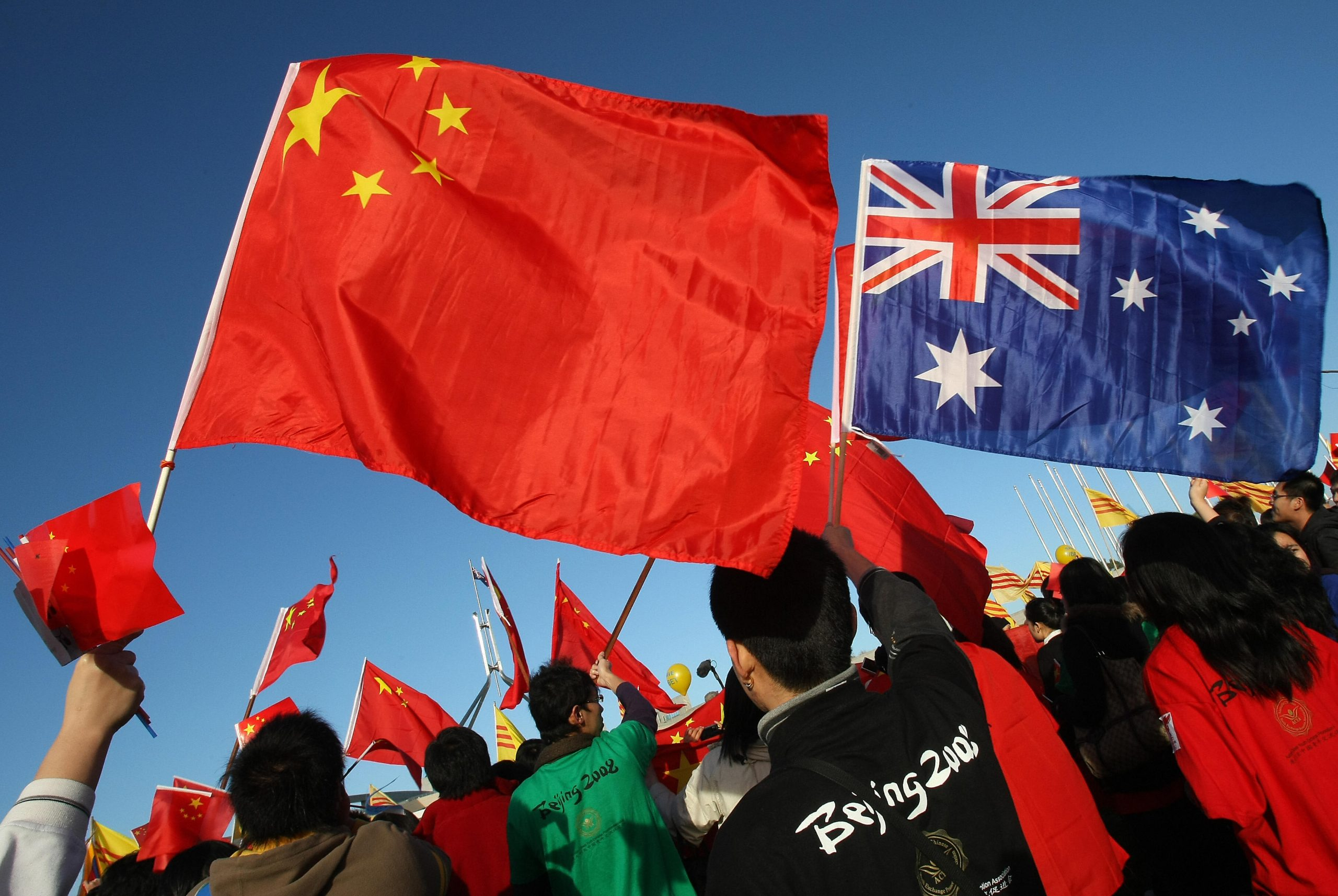 The former Australian prime minister said Australia and China need to find common ground