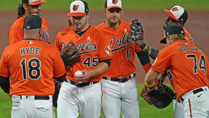 Theme of the Orioles match Tuesday night: Against the Red Sox, 7:30