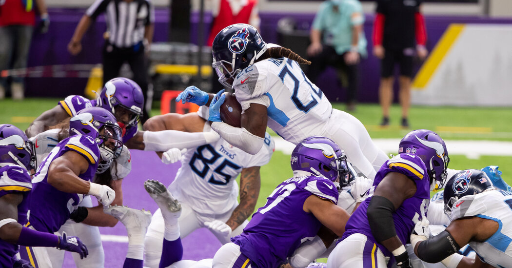 Titans, Vikings experience the first outbreak of Coronavirus in the NFL