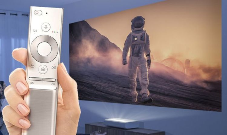 Turn off your 4K TV, Samsung unveils a new way to watch on the big screen